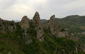 Le tre cime di Pietrapertosa