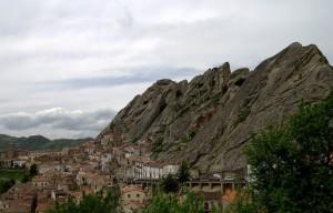 """Vette di Pietrapertosa """" dolomiti Lucane """""""