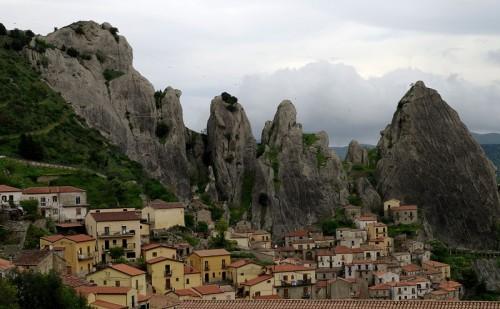 Castelmezzano - Le vette di Castelmezzano