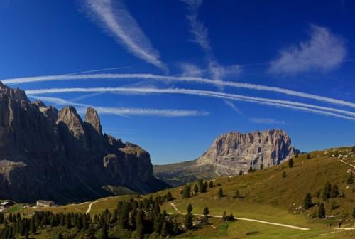 Selva di Val Gardena - Gruppo sella e Saslong