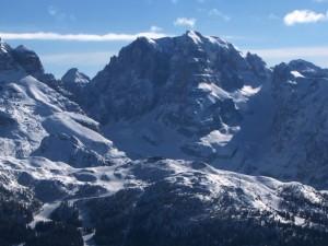 Cima Tosa (Dolomiti Brenta)