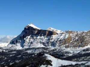 Cima Dieci (3023 m, Gruppo Sasso della Croce)