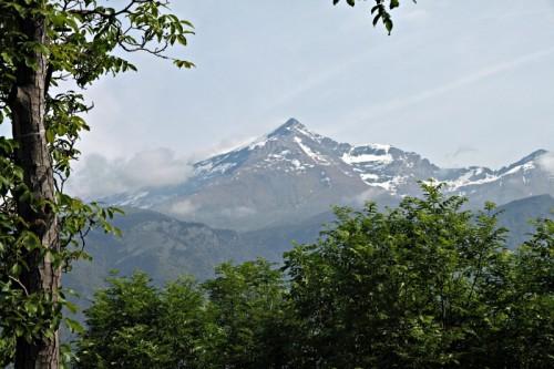 Mompantero - Versante sud del Rocciamelone
