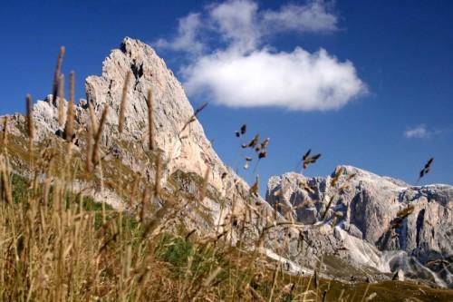 Santa Cristina Valgardena - GRUPPO DELLE ODLE (Parco naturale Puez-Odle) dalla Seceda