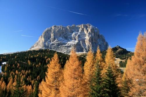 Selva di Val Gardena - IL SASSOLUNGO (salendo al Passo Sella)