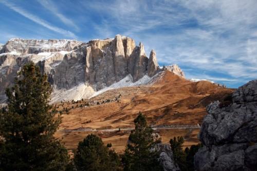 Selva di Val Gardena - Le Torri del SELLA (MASSICCIO DEL SELLA)