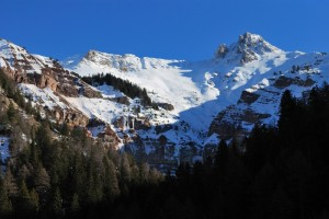 Corno Bianco - Canyon del Bletterbach - Alto Adige Südtirol