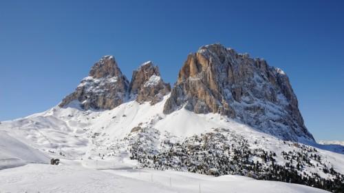 Selva di Val Gardena - Sole sul Sassolungo