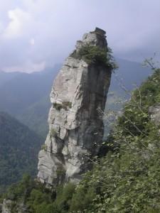 la Torre di Boccioleto