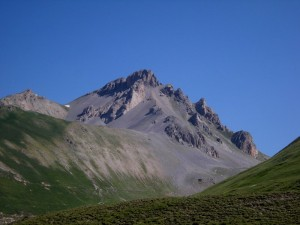 il Monte Scaletta, Colle della Maddalena, Valle Stura
