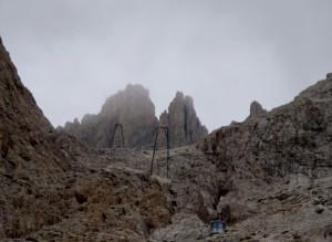 il Catinaccio, Val di Fassa