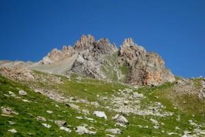 il Monte Scaletta, Valle Stura di Demonte