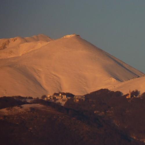 Rieti - Terminilletto invernale