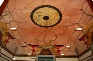 Villa Maiuri: la sala giapponese