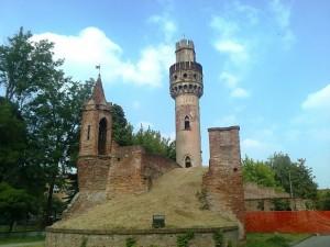 La torre della Norma.