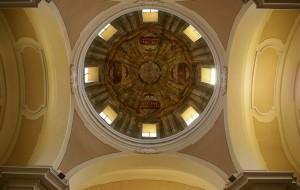Cupola chiesa San Francesco della Scarpa