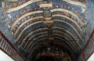 Soffitto convento di San Francesco