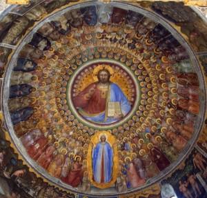 Giusto de' Menabuoi - Battistero Duomo di Padova - P.zza Duomo