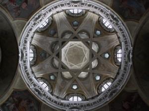 Real Chiesa di San Lorenzo - Cupola