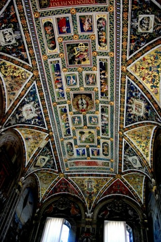 Siena - il pinturicchio