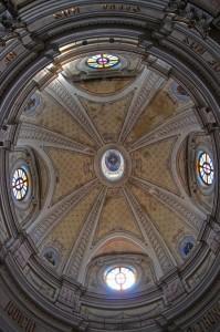 Cupola della chiesa di Santa Caterina