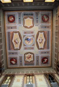 Sala del Municipio di Riva presso Chieri