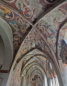 Affreschi gotici