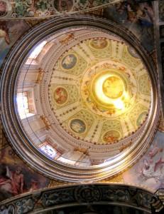 Finale  Ligure - Cupola della Chiesa di S. Giovanni Battista
