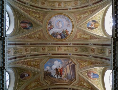 Casalpusterlengo - La chiesa dei Santi Bartolomeo e Martino