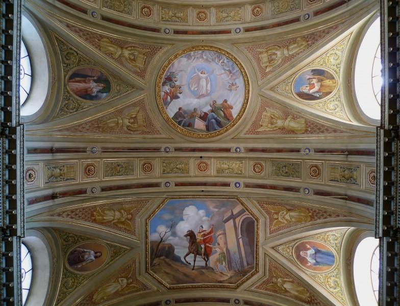 ''La chiesa dei Santi Bartolomeo e Martino'' - Casalpusterlengo