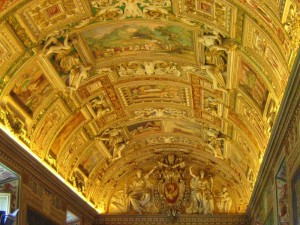 Musei Vaticani -Galleria delle Carte Geografiche