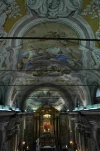 La Chiesa di Santa Maria del Suffragio.