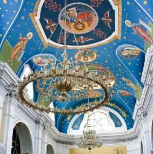 Chiesa di San Giorgio Megalomartire - Sotto un cielo di stelle