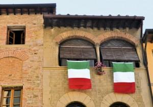 In una delle più belle piazze italiane