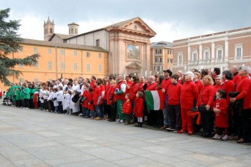Reggio Emilia - La bandiera siamo noi