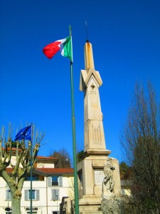 Il tricolore della Battaglia