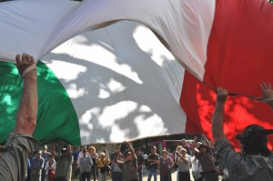 La mia Italia vuole volare in alto