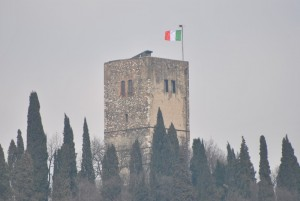 """Il tricolore e la """"Spia d'Italia"""""""