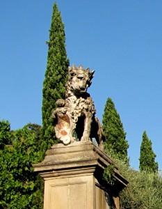 Il leone incoronato