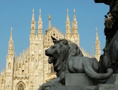 Milano - Mi godo il panorama