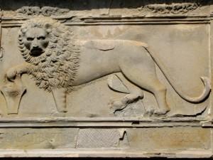 Il Leone della Porta Leone