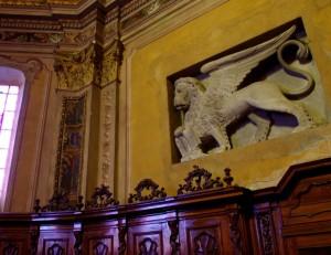 il leone Veneziano..