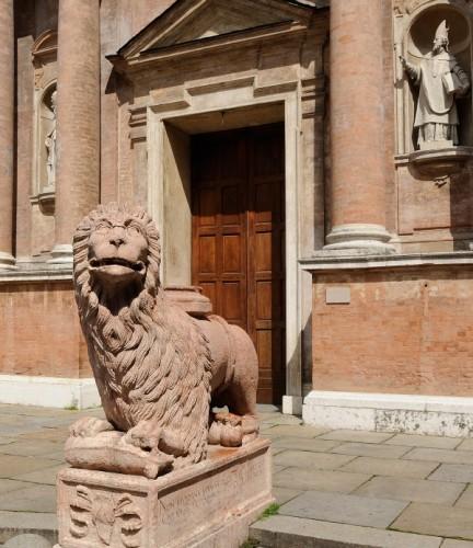 Reggio Emilia - Sguardo a sud-ovest