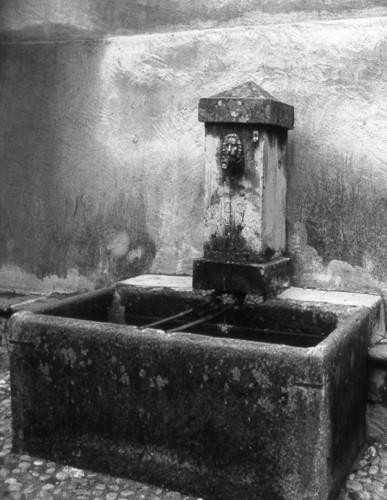 Rassa - fontana di Rassa, Valsesia