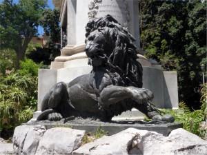 Il leone di Garibaldi