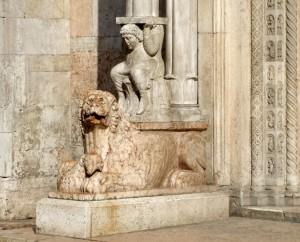 """Il leone di """"Magister Nicholaus"""""""