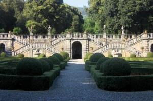 Il giardino  segreto di Flora.