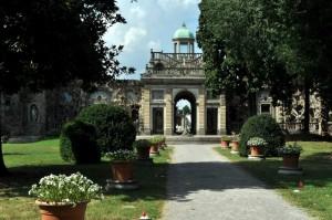 Entrata Villa Litta