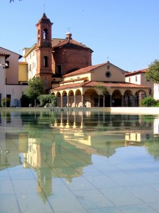 Madonna del Pozzo nella fontana