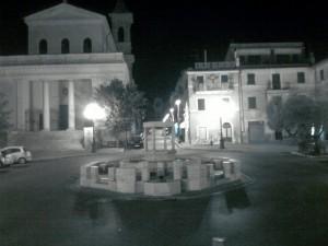 Fontana in Piazza San Giacomo